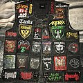 One of my battle jackets (work in progress)