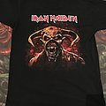 Iron Maiden - Legacy Of The Beast European Tour T-shirt