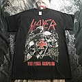 Slayer - TShirt or Longsleeve - Slayer - The Final Campaign tour T-shirt