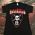 Hatebreed - TShirt or Longsleeve - Hatebreed - 25th anniversary european tour T-shirt