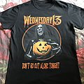 Wednesday 13 - TShirt or Longsleeve - Wednesday 13 - Halloween T-shirt