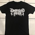Deserted Fear - 2018 tour T-shirt