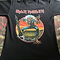 Iron Maiden - TShirt or Longsleeve - Iron Maiden - Somewhere Back In Time Paris event T-shirt