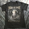 Cradle Of Filth - TShirt or Longsleeve - Cradle Of Filth - Cryptoriana world tour 2017/18 T-shirt