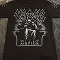 Vader - Rise Of The Empire tour T-shirt
