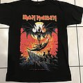Iron Maiden - Flight Of Icarus/Revelations, Legacy Of The Beast Tour T-shirt