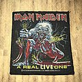Iron Maiden  - A Real Live One patch