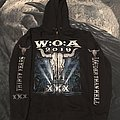 Wacken Open Air - Hooded Top - Wacken Open Air 2019 line up zip up hooded top