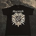 Machine Head - TShirt or Longsleeve - Machine Head - Burn My Eyes 25th Anniversary European Tour T-shirt