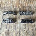 Helloween - Pin / Badge - Some new pins