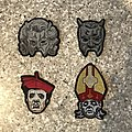 Ghost - Patch - Ghost - Papa Nihil & Friends patch set
