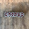 Exodus - Pin / Badge - Exodus logo pin badge