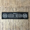 Dimmu Borgir - Patch - Dimmu Borgir - Eonian strip patch
