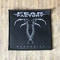 Fear Factory - Patch - Fear Factory - Mechanize patch