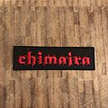 Chimaira - Patch - Chimaira - bootleg logo patch