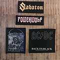 Powerwolf - Patch - Some recent purchases