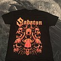 Sabaton - TShirt or Longsleeve - Sabaton - Wacken Open Air '19 Event T-shirt