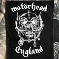 Motörhead - Patch - Motörhead backpatch