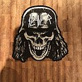 Slayer - Patch - Slayer - Wehrmacht skull patch
