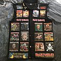 Iron Maiden - Battle Jacket - My updated Iron Maiden battle jacket