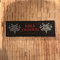 Dark Funeral - Patch - Dark Funeral strip patch