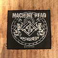 Machine Head - Patch - Machine Head - Lion crest patch