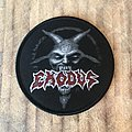 Exodus - Patch - Exodus - Ugly Warhead patch