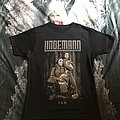 Lindemann - 2020 European tour T-shirt