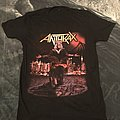 Anthrax - TShirt or Longsleeve - Anthrax - World Tour 2019 T-shirt