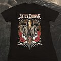 Alice Cooper - TShirt or Longsleeve - Alice Cooper - Ol Black Eyes Is Back tour T-shirt