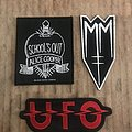 Marilyn Manson - Patch - New patches