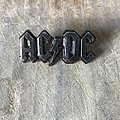 AC/DC - Pin / Badge - AC/DC pin badge
