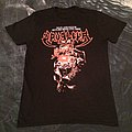 Cavalera - TShirt or Longsleeve - Cavalera - Return Beneath Arise T-shirt