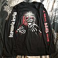 Iron Maiden - TShirt or Longsleeve - Iron Maiden - A Real Dead One longsleeve