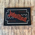 Judas Priest - Patch - Judas Priest - British Steel patch