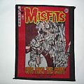 Patch - THE MISFITS `` Cuts from the crypts `` patch
