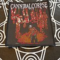 Cannibal Corpse - Patch - Cannibal Corpse Torture 2013 Patch