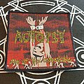 Autopsy - Patch - Autopsy Acts Of The Unspeakable 1993 Patch