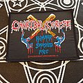 Cannibal Corpse Hammer Smashed Face 1993 Patch