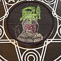Death - Patch - Death Leprosy 1989 Patch