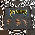 Benediction - Patch - Benediction The Grand Leveller 1991 Patch