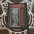 Carcass - Patch - Carcass Heartwork 1994 Patch