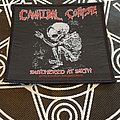 Cannibal Corpse Butchered At Birth 1992 Patch