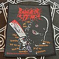 Pungent Stench - Patch - Pungent Stench Dirty Rhymes & Psychotronic Beats 1993 Patch