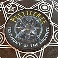 Pestilence - Patch - Pestilence Testimony Of The Ancients 1991 Patch