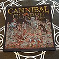 Cannibal Corpse - Patch - Cannibal Corpse Gore Obsessed 2003 Patch