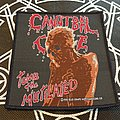 Cannibal Corpse Tomb Of The Mutilated 1993 Patch