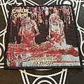 Cannibal Corpse Butchered At Birth 2001 Patch