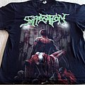 Suffocation   until death do us part...i do T-shirt