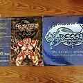 Agressor - Tape / Vinyl / CD / Recording etc - Agressor  The Merciless Onslaught